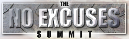 No Excuses Summit Post Review